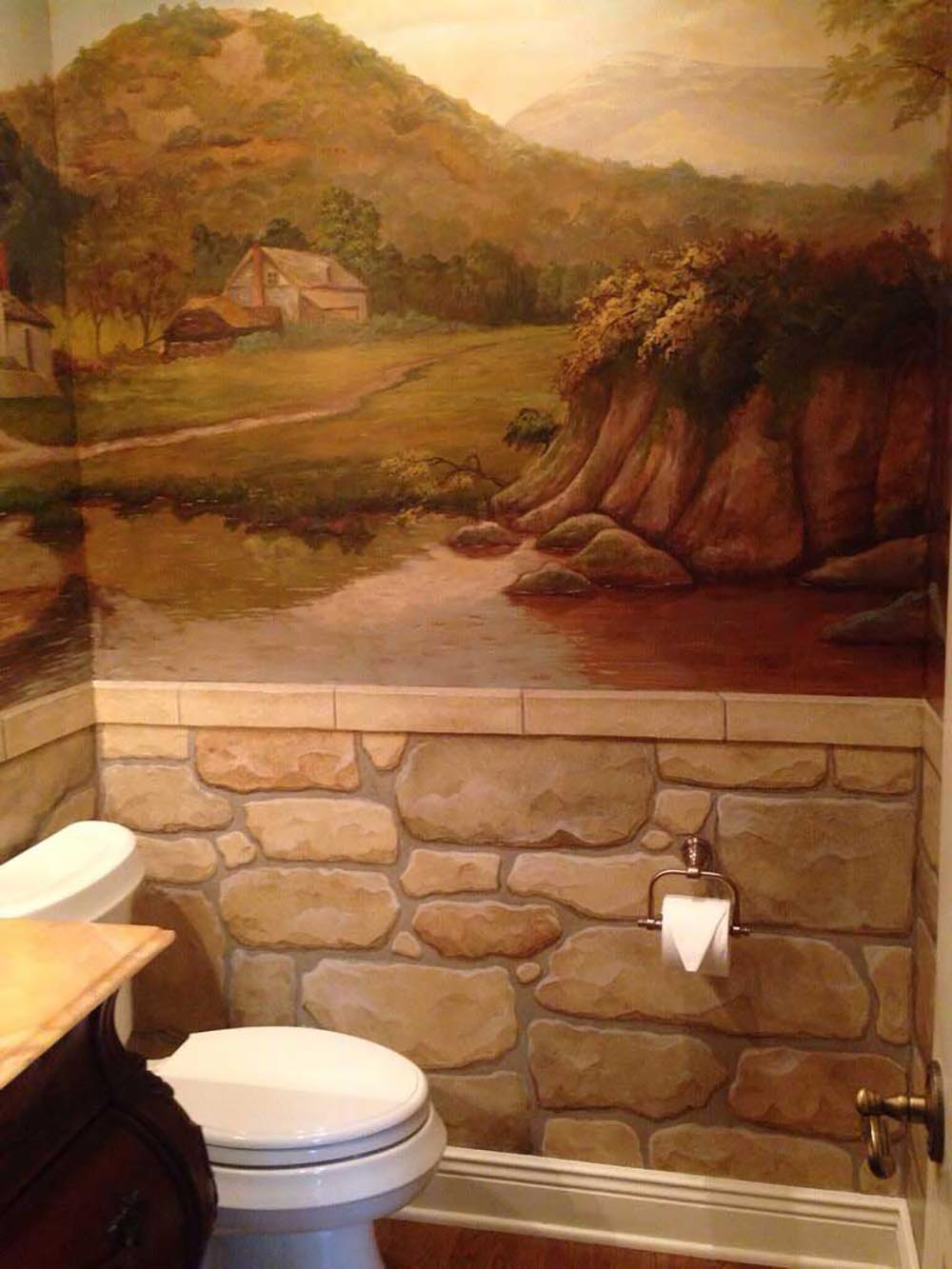 Mural and Custom Artwork Painting Services in Central Ohio
