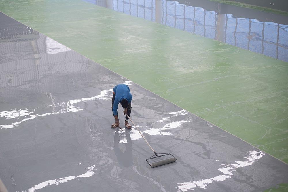 Floor Coating Services Columbus Ohio