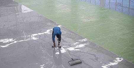 Industrial Floor Coating Columbus Ohio