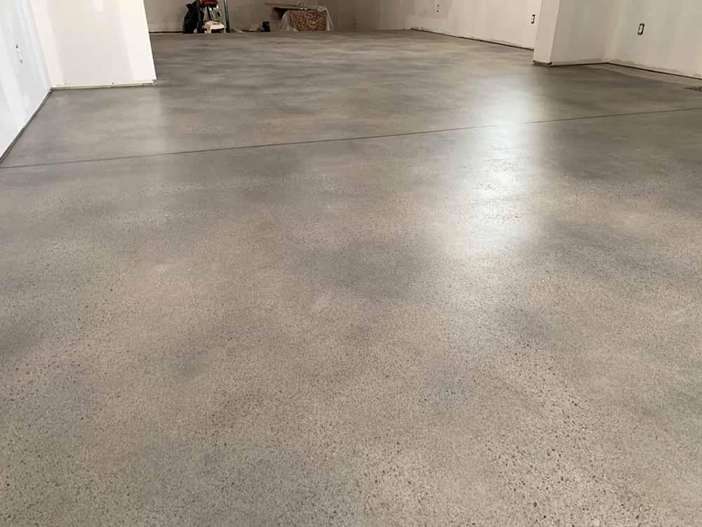 concrete staining services near Columbus Ohio