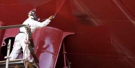 electrostatic paint service Central Ohio