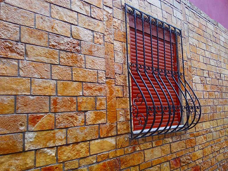 Electrostatic Coating Window Guards