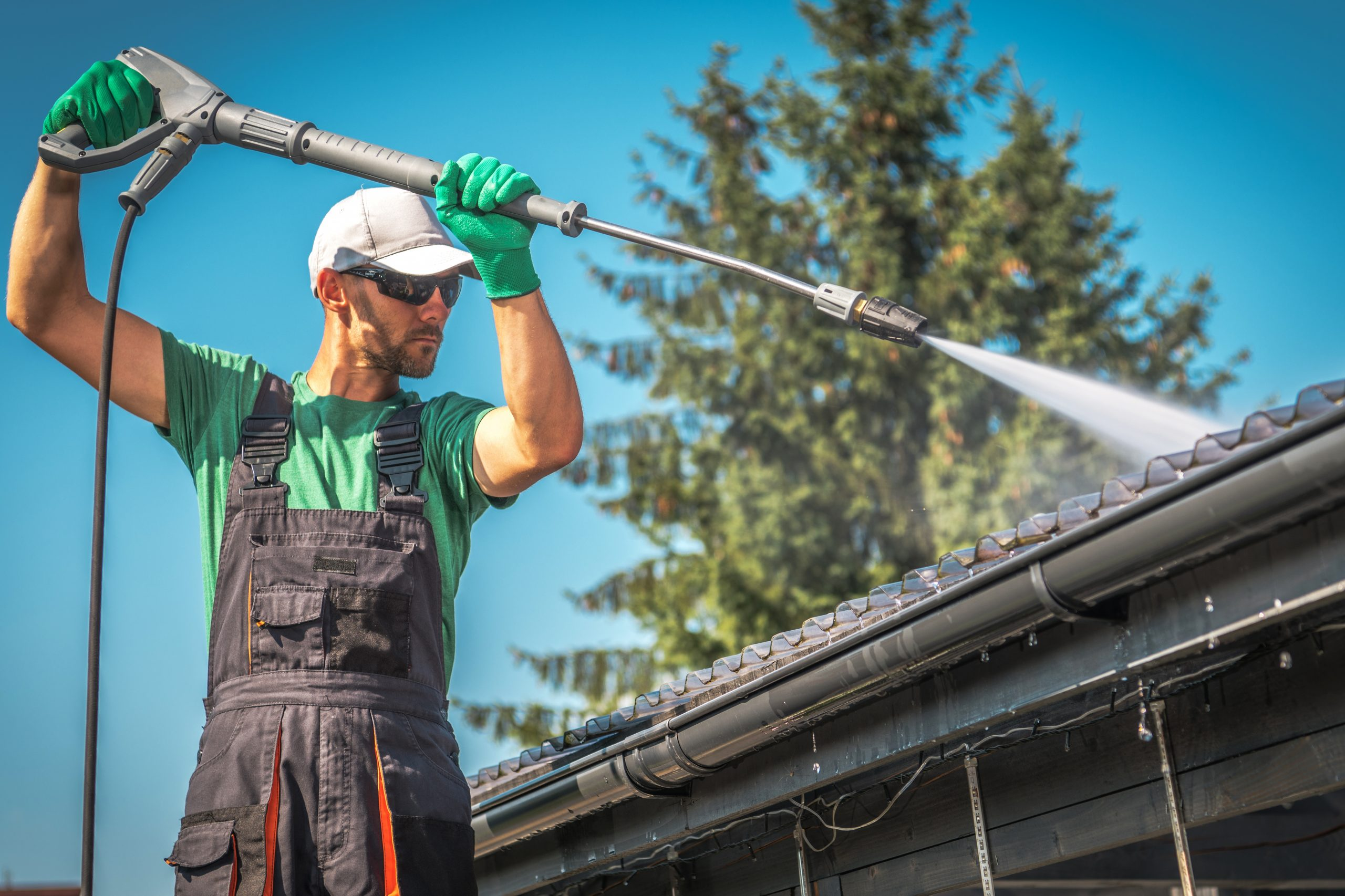Power Washing Services in Columbus, Ohio