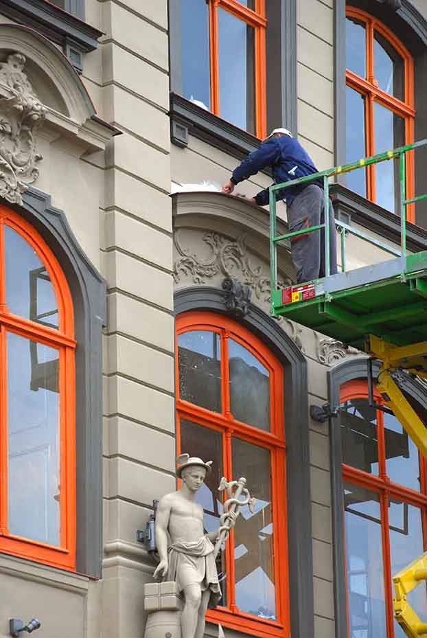 office building painting columbus ohio